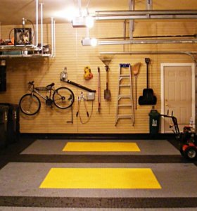 Балка для перекрытия на гараж