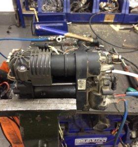 Ремонт автомобильных пневмо компрессоров