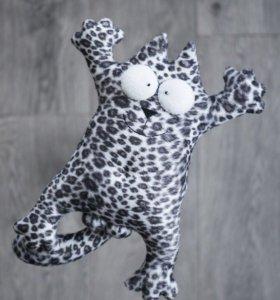 Кот Саймон пятнистый