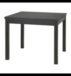 Столы и стулья массив