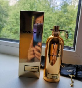 Montale pure gold, 100 ml