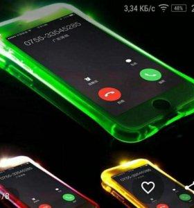 Чехол на iPhone 5/5s/5c/ SE/6/6s/7/8