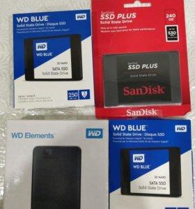 SSD диски 240GB