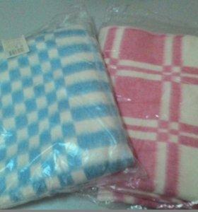 Выписной одеяло байковое