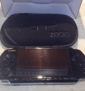 SONY PSP3008,WIFI,прошита,карта8гб с играми(54игры
