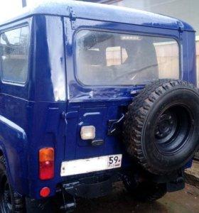 УАЗ 3151, 2003