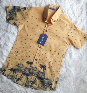 Новые летние рубашки