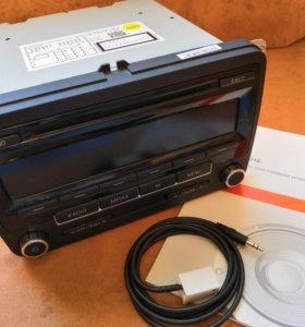 Rcd 310 Volkswagen + AUX Bluetooth
