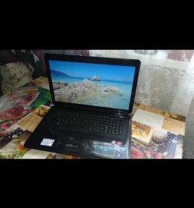 Ноутбук Asus K70AF новый