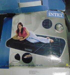 Надувной матрас Intex 99х191х23