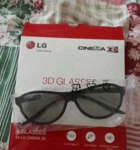 3D очки LG Sinema