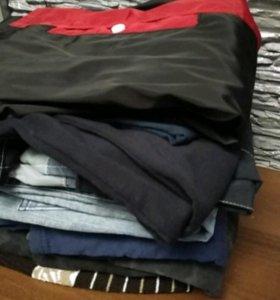 Пакет одежды на 13-15 лет