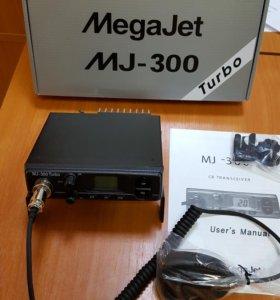 Рация MegaJet MJ-300 Turbo