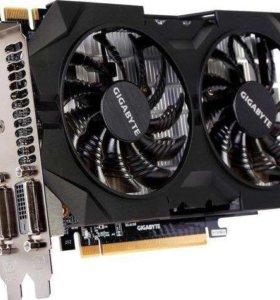 Продам видеокарту Gigabyte GeForce GTX 950 2 gb