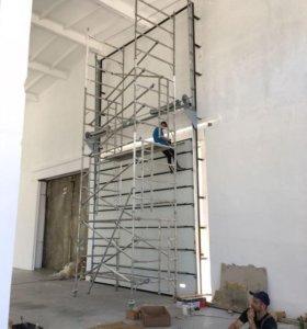 Ремонт крыш балконов и герметизация швов