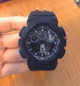 G-Shock GA-100 5081 Full Black