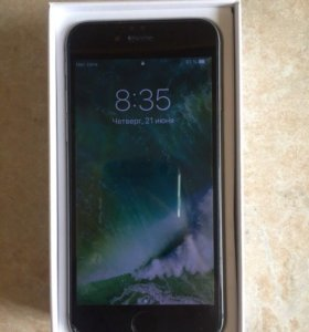 Продам iPhone 6 на 16 г