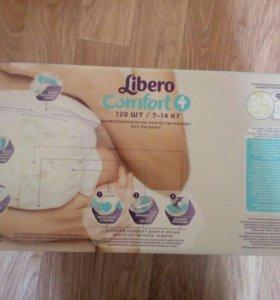 Подгузники Libero Comfort 4