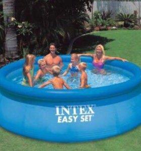 Бассейн Intex Set28144 Новый