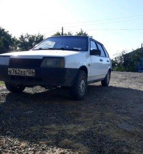 ВАЗ (Lada) 2109, 1987