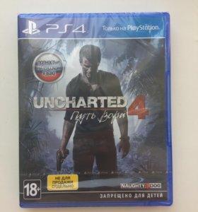 "игра на PS4 ""Uncharted 4. Путь Вора"""