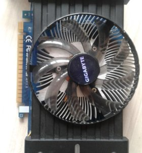 Gigabyte GeForce GTX 550 Ti