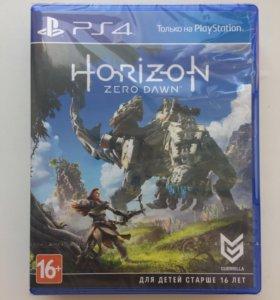 """игра на PS4 """"Horizon. Zero Down"""""""