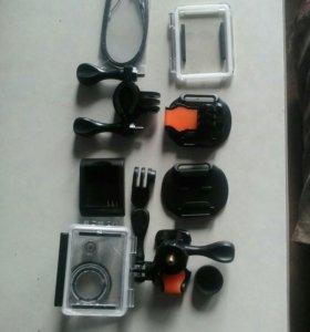 Комплект аксессуаров для экшн камеры