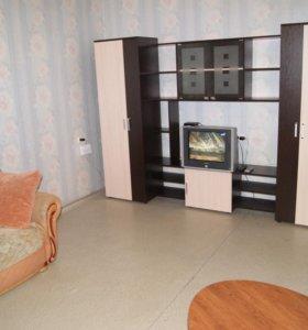Квартира, 1 комната, 41.7 м²