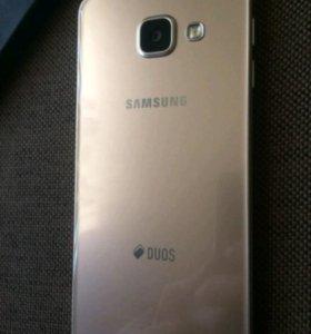 Galaxy A3 16 Gold