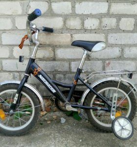 """Детский велосипед 14"""" Навигатор."""
