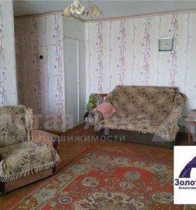 Квартира, 4 комнаты, 61.6 м²
