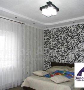 Квартира, 3 комнаты, 107.2 м²