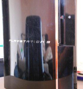 PlayStation 3 FAT разбор
