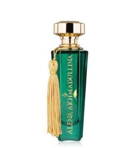 Парфюмерная вода Faberlic от Алёны Ахмадуллиной.