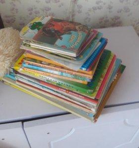 Книжки до 3х лет