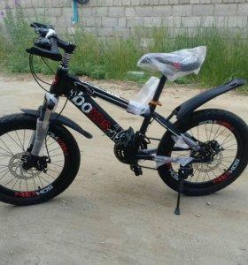 Новый велосипед для подростка колесо20