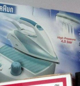 Парогенератор Braun Sl9500