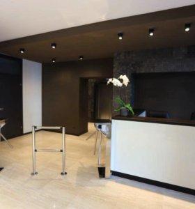Ремонт офисов и коммерческой недвижимости