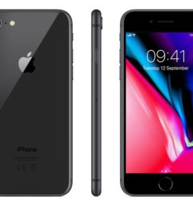 Apple iPhone 8 Space Grey 64GB (новый, гарантия)