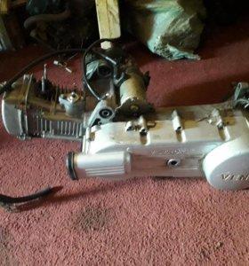 Двигатель 157 qmj