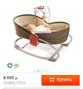 Люлька баунсерТини Лав