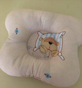 Подушка ортопедическая новая!