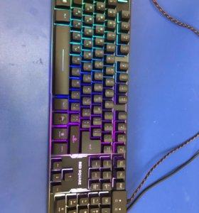 Игровая клавиатура Red Square Tesla RGB