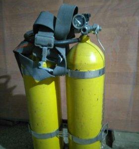 Балоны акваланга