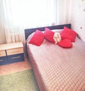 Кровать, шкаф, тумбы