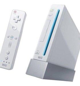 Nintendo Wii Игровая приставка