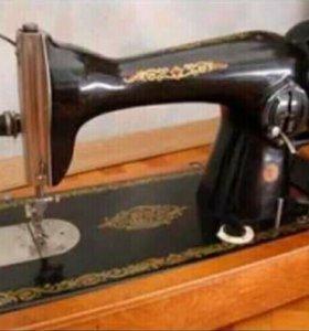 Подольская ручная швейная машинка