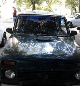ВАЗ (Lada) 4x4, 2004