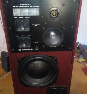 Аудио колонки Радиотехника 35АС 201